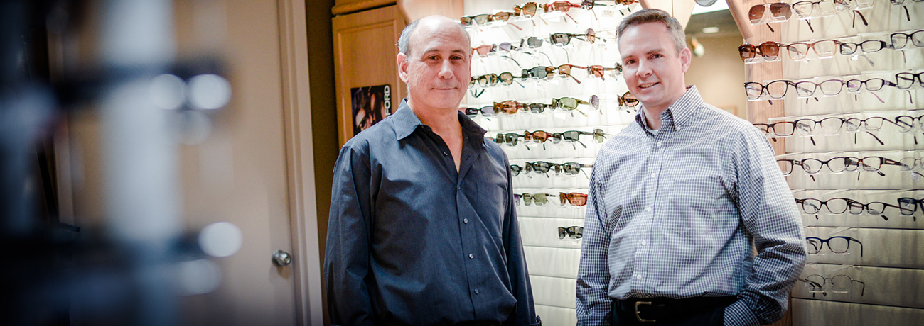 Oakville Optometry Doctors Larry Sheldon Perry Amos