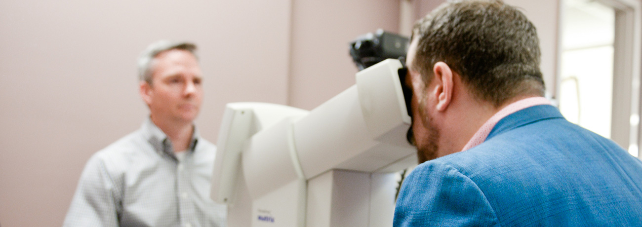 Oakville Optometry Eye Exam